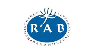 RAB godkendt. Certificeret Alternativ behandler